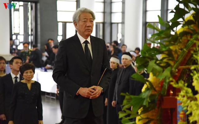 Các đoàn đại biểu quốc tế viếng Chủ tịch nước Trần Đại Quang - Ảnh 14.