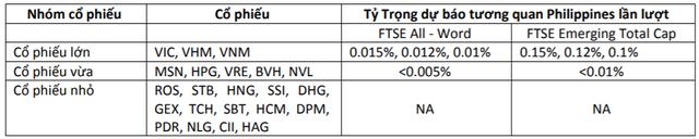 Những cổ phiếu nào có thể vào danh mục khi FTSE nâng hạng phân khúc Việt Nam? - Ảnh 3.