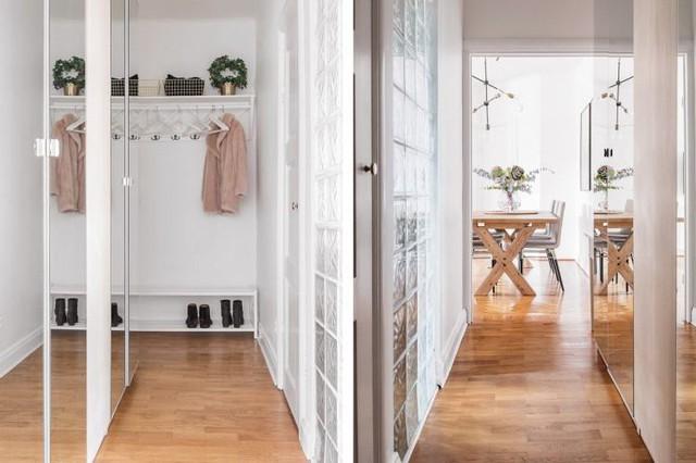 Học cách thiết kế căn hộ 66m2 hiện đại, tiện nghi cho gia đình trẻ - Ảnh 1.