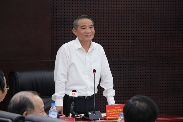 Sở Khoa học & Công nghệ Đà Nẵng nên tổ chức lại còn 3 phòng - Ảnh 1.