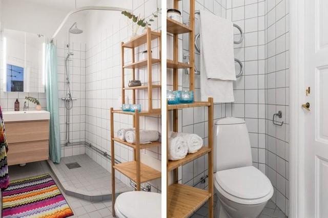 Học cách thiết kế căn hộ 66m2 hiện đại, tiện nghi cho gia đình trẻ - Ảnh 15.