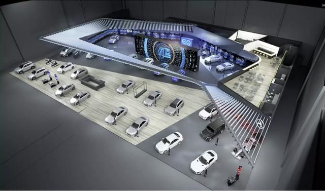 Lộ hình ảnh đầu tiên của VinFast tại Paris Motor Show - Ảnh 3.