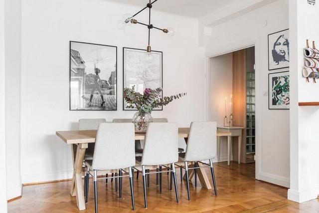 Học cách thiết kế căn hộ 66m2 tiên tiến, tiện nghi cho gia đình trẻ - Ảnh 10.