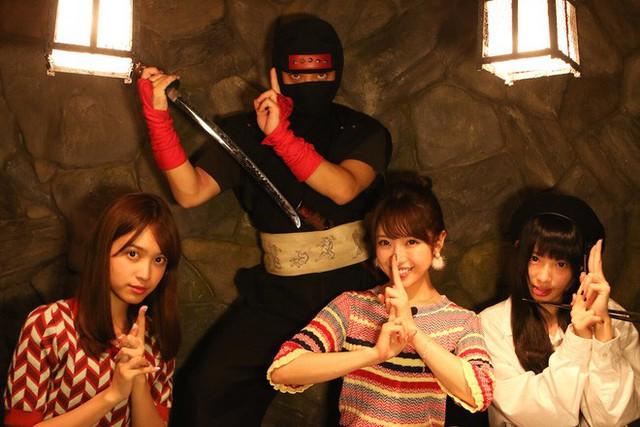 Vào quán ăn ở Nhật, nhiều người phải hoảng sợ vì gặp phải những tay ninja đầy sát khí - Ảnh 2.