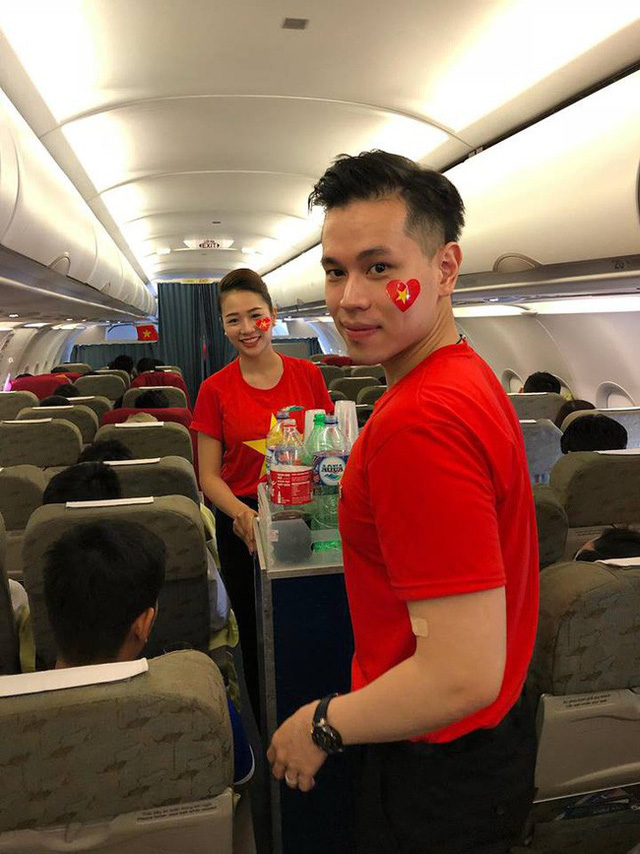 Chuyện bí mật đặc biệt sau giờ G mới kể của tiếp viên hàng không trên chuyến chuyên cơ đón đoàn Thể thao Việt Nam ngày 2/9 - Ảnh 3.