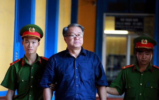 Ông Phạm Công Danh kháng cáo về phần dân sự  - Ảnh 3.