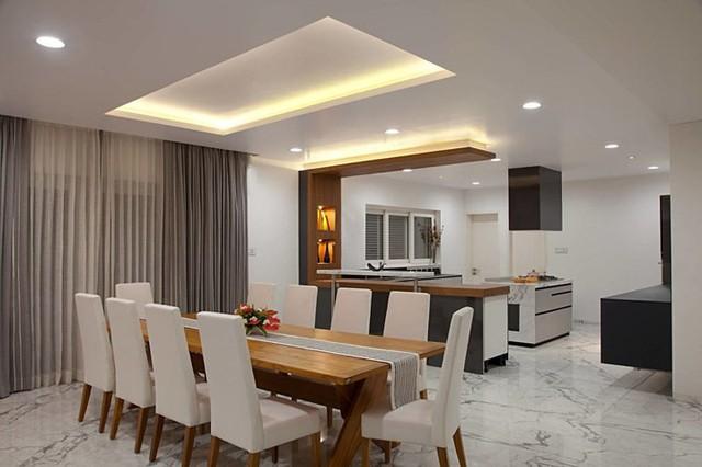 Ngôi nhà có thiết kế hiện đại, sáng tạo - Ảnh 2.