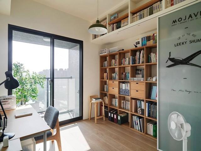 Căn hộ 80 m2 trang trí tối giản mà thân thiện - Ảnh 7.