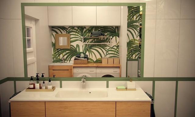 Căn hộ 100 m2 có phong 1 sốh Bắc Âu - Ảnh 11.