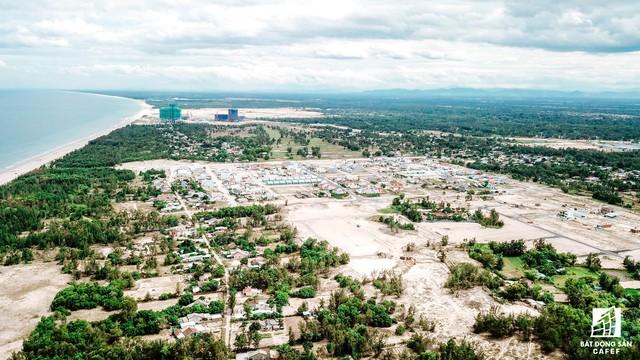 Cận cảnh một số dự án đang biến vùng đất chết Nam Hội An thành thiên một số con phố nghỉ dưỡng mới nổi - Ảnh 14.