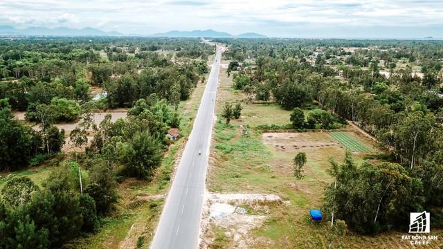 Cận cảnh những dự án đang biến vùng đất chết Nam Hội An thành thiên đường nghỉ dưỡng mới nổi - Ảnh 2.