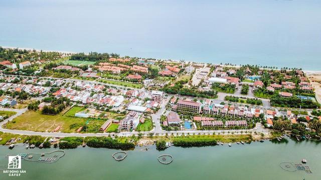 Cận cảnh một số dự án đang biến vùng đất chết Nam Hội An thành thiên một số con phố nghỉ dưỡng mới nổi - Ảnh 17.