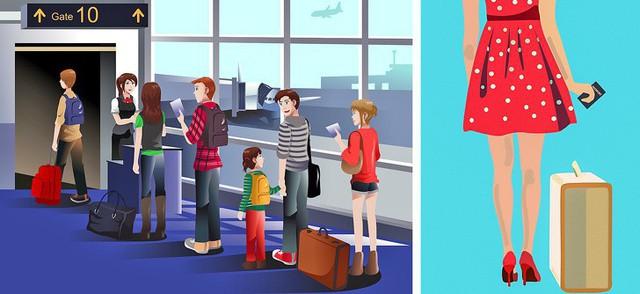 9 quy tắc lịch sự khi trên phương tiện công cộng mà mọi hành khách cần phải ghi nhớ - Ảnh 1.