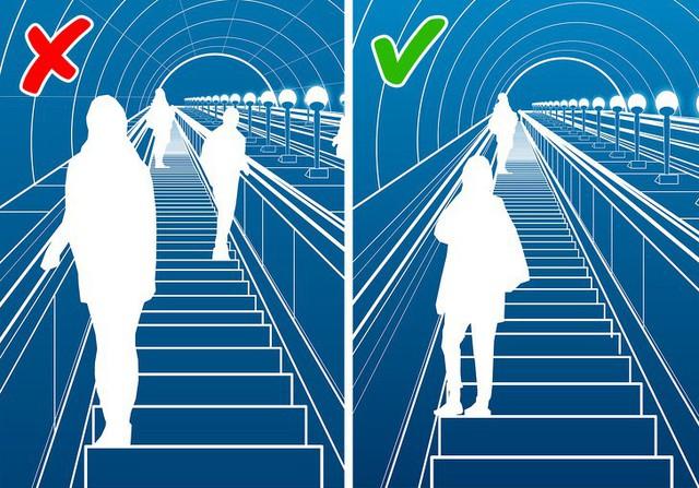 9 quy tắc lịch sự khi trên phương tiện công cộng mà mọi hành khách cần phải ghi nhớ - Ảnh 8.