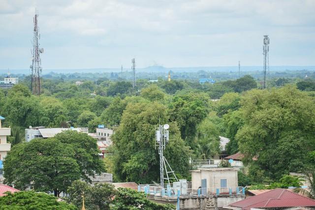 Cách mạng công nghiệp 4.0 ở Myanmar: Cú nhảy vọt của ngành viễn thông - Ảnh 1.