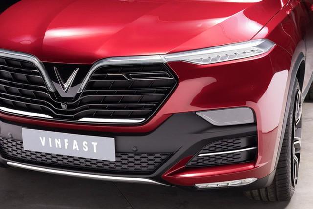 Nhìn ngoại thất đoán giá xe VinFast - Ảnh 1.