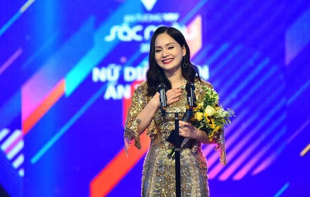 VTV Award 2018: Táo Quân đột ngột xuất hiện, U23 và bé Bôm đoạt giải thưởng quan trọng - Ảnh 11.