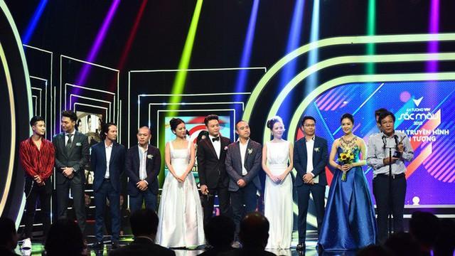 VTV Award 2018: Táo Quân đột ngột xuất hiện, U23 và bé Bôm đoạt giải thưởng quan trọng - Ảnh 13.