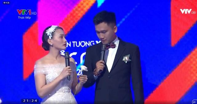 VTV Award 2018: Táo Quân đột ngột xuất hiện, U23 và bé Bôm đoạt giải thưởng quan trọng - Ảnh 9.