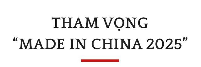 Tham vọng 4.0 của Trung Quốc có thể đảo lộn trật tự thương mại toàn cầu - Ảnh 1.