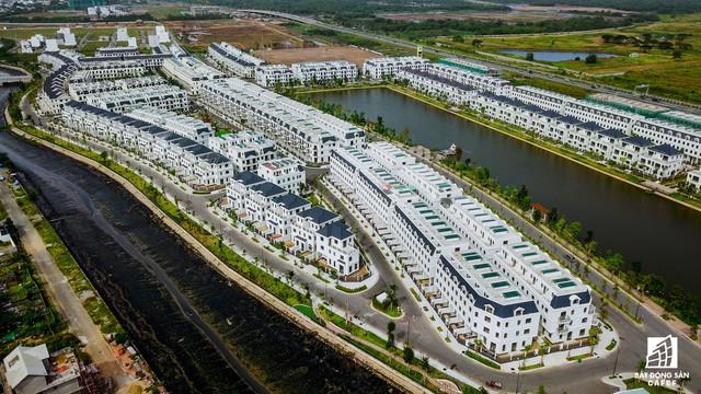 Lakeview City là khu đô thị có quy mô 30 ha nằm bên cạnh trục đường dẫn lên cao tốc TP.HCM - Long Thành - Dầu Giây (quận 2).