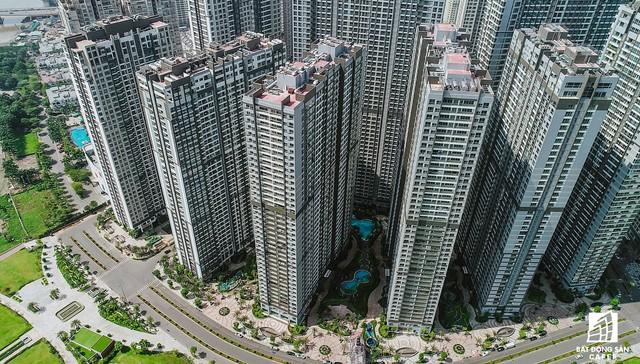 dji0199 1515113346201 - Những hình ảnh mới về tòa nhà cao nhất Việt Nam trước ngày cất nóc