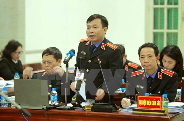 Xét xử ông Đinh La Thăng, Trịnh Xuân Thanh và đồng phạm: VKS đề nghị giảm án cho 6 bị cáo so với đề xuất - Ảnh 1.
