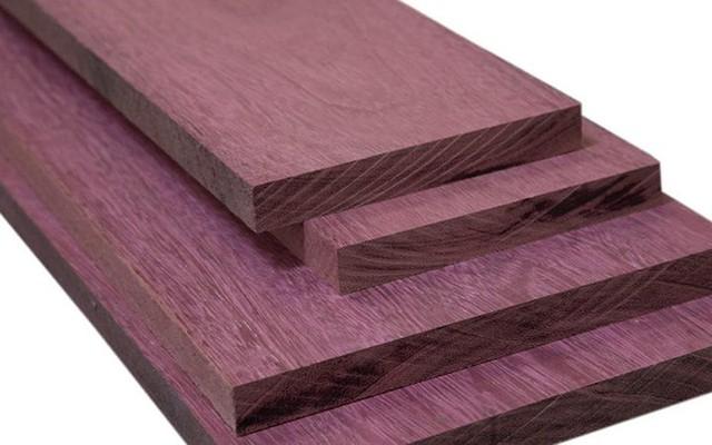 Những loại gỗ quý siêu đắt đỏ trên thế giới - Ảnh 1.