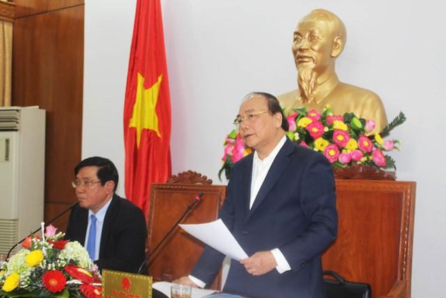 Thủ tướng: Sẽ xem xét vấn đề cổ phần hóa cảng Quy Nhơn - Ảnh 1.