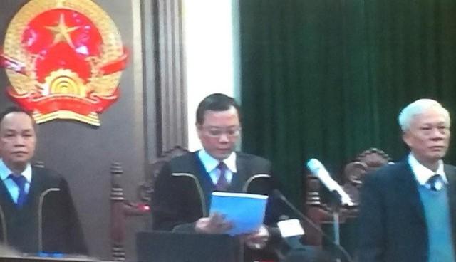 Ông Đinh La Thăng bị tuyên 13 năm tù, Trịnh Xuân Thanh chung thân - Ảnh 2.