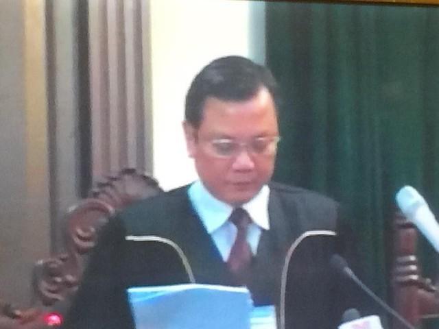 Ông Đinh La Thăng bị tuyên 13 năm tù, Trịnh Xuân Thanh chung thân - Ảnh 1.