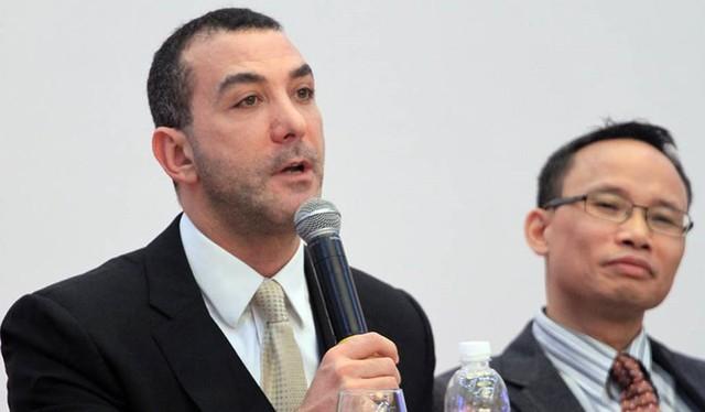 Ông Noah Eric Silverman nhận định khu vực châu Á rất hào hứng và dễ dàng chấp nhận Bitcoin