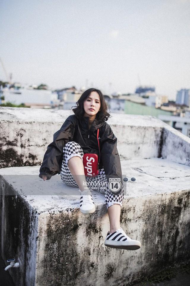 Trần Ngọc Hạnh Nhân - nữ HypeBeast duy nhất của thế hệ 8x Việt: 32 tuổi, không chỉ xinh mà còn chất phát ngất - Ảnh 21.