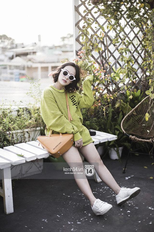 Trần Ngọc Hạnh Nhân - nữ HypeBeast duy nhất của thế hệ 8x Việt: 32 tuổi, không chỉ xinh mà còn chất phát ngất - Ảnh 23.