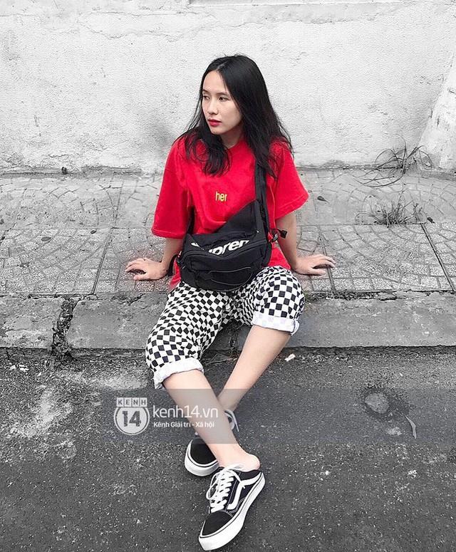 Trần Ngọc Hạnh Nhân - nữ HypeBeast duy nhất của thế hệ 8x Việt: 32 tuổi, không chỉ xinh mà còn chất phát ngất - Ảnh 26.