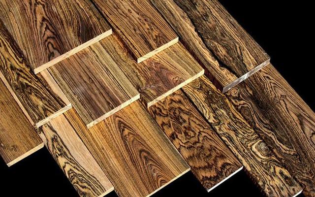 Những loại gỗ quý siêu đắt đỏ trên thế giới - Ảnh 5.