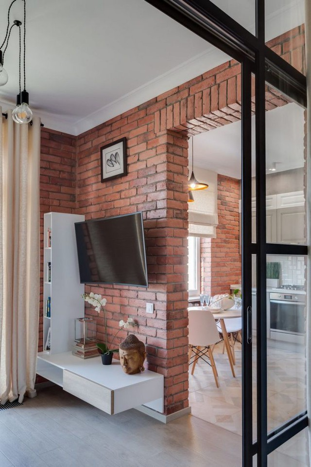 Say đắm ngắm căn hộ 41m2 đẹp hoàn hảo - Ảnh 6.