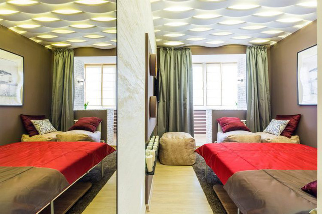 Căn phòng13m2 biến hóa thoải mái, tiện nghi cho cuộc sống của một gia đình trẻ - Ảnh 8.