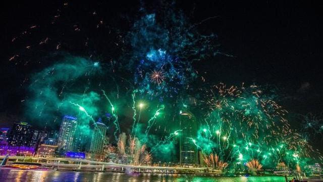 Chùm ảnh: Những khoảnh khắc ấn tượng đón năm mới 2019 khắp nơi trên thế giới - Ảnh 4.