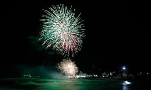 Chùm ảnh: Những khoảnh khắc ấn tượng đón năm mới 2019 khắp nơi trên thế giới - Ảnh 6.
