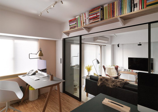 Căn hộ 85 m2 khiến bạn không thể rời mắt - Ảnh 8.