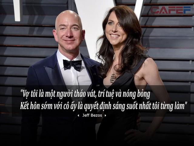 Nhìn lại cuộc hôn nhân 25 năm tưởng như viên mãn của tỷ phú giàu nhất thế giới Jeff Bezos: Người vợ tào khang sát cánh cùng chồng rồi cũng lựa chọn lối đi riêng - Ảnh 1.