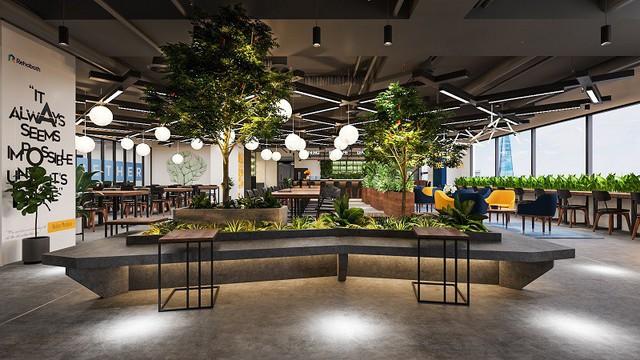 Một mô hình mới các startup nên quan tâm: Văn phòng chia sẻ kết hợp vườn ươm khởi nghiệp, có cơ hội nhận vốn đầu tư từ Hàn Quốc - Ảnh 2.