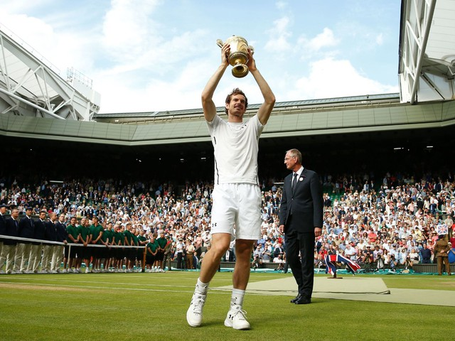 Tay vợt huyền thoại Andy Murray tuyên bố giải nghệ trong nước mắt - Ảnh 3.