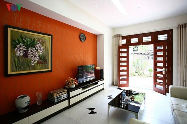 Ngôi nhà sinh động hơn với những điểm nhấn nóng - Ảnh 3.