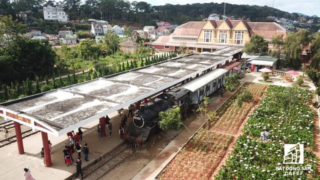 Lâm Đồng: Hơn 10.000 tỷ khôi phục tuyến đường sắt răng cưa Tháp Chàm - Đà Lạt - Ảnh 1.