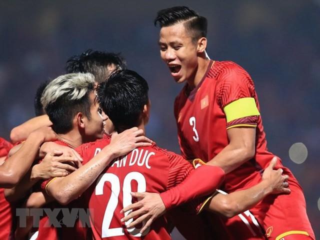 Xác định 8 cặp đấu vòng knock-out Asian Cup 2019, Việt Nam đối đầu Jordan - Ảnh 1.
