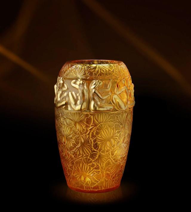 Những kiệt tác nghệ thuật từ pha lê tới báu vật đã và đang chinh phục giới thượng lưu sành điệu  - Ảnh 2.
