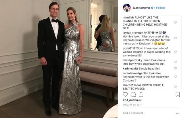 Tiết lộ về khối tài sản khủng và một sốh chi tiêu của nhà Ivanka Trump - Ảnh 17.