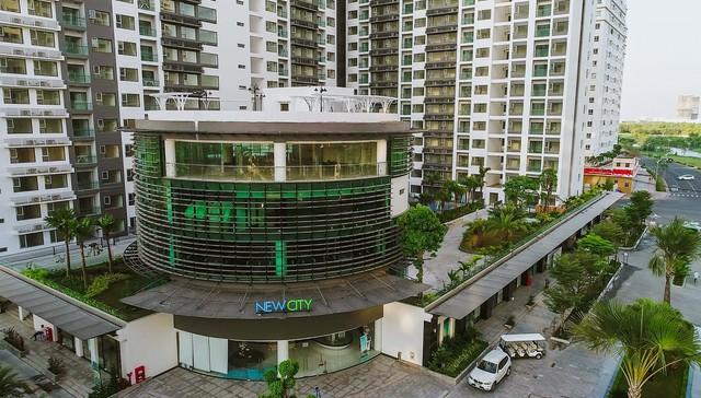Cận cảnh dự án New City tại Thủ Thiêm - nơi chủ đầu tư Thuận Việt doạ đuổi cư dân ra đường ăn Tết - Ảnh 2.